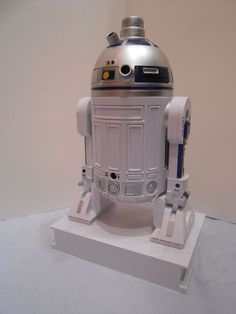 Star Wars R2-D2 Ultrasonic Cool Mist Humidifier 5.5 Inches Limited Edition #Emson