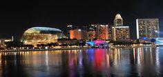 Sing Singapore, Opera House, Singing, Building, Places, Travel, Viajes, Buildings, Destinations