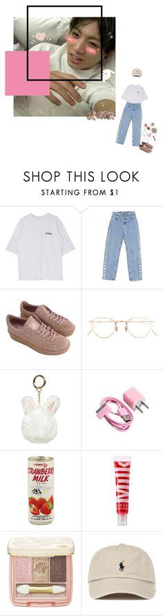 happy bday to my ultimate bias jeon jeongguk i love u coconut head Paul Joe, Milk, Shoe Bag, Makeup, Polyvore, Stuff To Buy, Shopping, Collection, Design