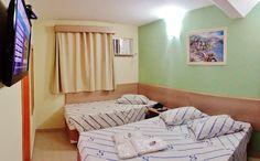 Hotel Stela - Apartamento Duplo/Triplo