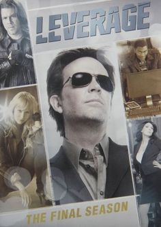#awesome #Leverage focuses on a team led by former insurance investigator turned thief, Nate #Ford (Hutton). Together, they try to level the playing field for peo...