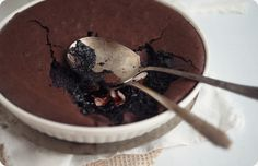 In Which We All Get Brownie Pudding