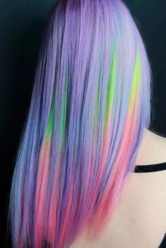 Are you searching for cotton candy hair ideas? This bold and bright look is for the most daring ladies only! See its trends here.