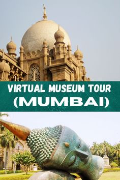 Virtual Museum Tour in Mumbai – Visiting CSMVS (former Prince of Wales Museum) - indiapalette.comThis virtual museum tour in Mumbai, India, allows you to visit CSMVS, previously known as Prince of Wales Museum, from the comfort of your home. Enjoy! Visit India, India Travel Guide, Asia Travel, Eastern Travel, Travel Abroad, Virtual Museum Tours, Virtual Tour