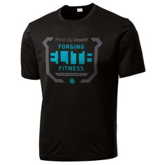Forging Elite Fitness at Parlor City CrossFit in Binghamton, NY since 2011 with this CrossFit Games inspired design.