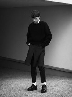 paul barges by ward ivan rafik - bon magazine, fw 14.15