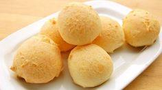 Хотите попробовать очень вкусный и быстрый хлеб? Предлагаю рецепт приготовления хлеба на основе сыра - национальное блюда Бразилии. 20 минут и хлеб готов!