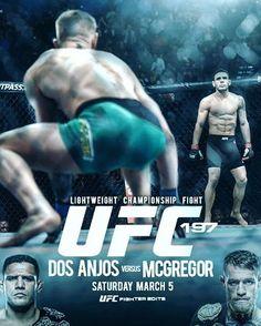 cf48ca8fed66 Conor McGregor vs Rafael Dos Anjos-For similar pins click here http