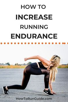 Increase running endurance to run longer and stronger. Learn how to increase running endurance safely and effectively for better performance. Running Plan, Running Workouts, Running Tips, Running Training, Race Training, Running Routine, Running Humor, Training Equipment, Trail Running
