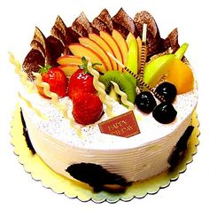 Online Cake Delivery in India is literally now within the reach of a few clicks. That's not just where the benefits of Online Cake Delivery ends. Here's a few listed of the many advantages Buy Cake, Cake Shop, Fruit Cake Recipe In Urdu, Fresh Fruit Cake, Fruit Cakes, Butterscotch Cake, Online Cake Delivery, Easy Cupcake Recipes, Order Cake
