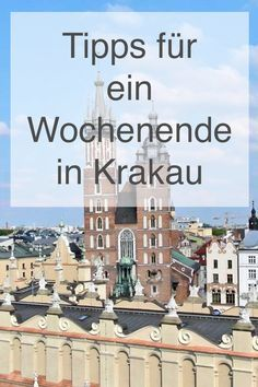 Meine Tipps für ein Wochenende in Krakau findest du hier: https://www.christineunterwegs.com/reisen/polen/reisen-krakau/