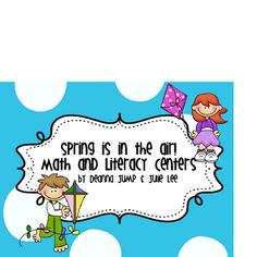 This is the fourth set of centers from Deanna Jump and Julie Lee.  These centers were created with the common core in mind and include centers for:...