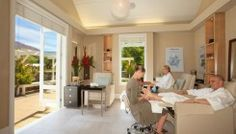 Most of the treatment rooms at the Spa at Millbrook have views of the mountains and the resort's golf course, Queenstown, South Island, New ...