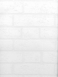 Belden Brick Texture. Paintable WallpaperFabric ...