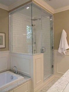 Bathroom Shower Remodel Diy and Glass Shower Remodel. Douche Design, Small Showers, New Toilet, Shower Remodel, Remodel Bathroom, Condo Bathroom, Relaxing Bathroom, Tub Remodel, Restroom Remodel