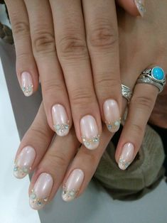 Mermaid nails!!!