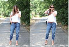 #street #fashion #jeans #denim
