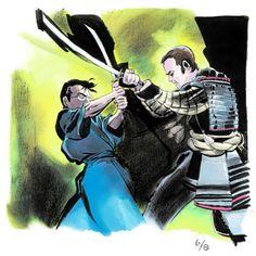 Tim Sale (drawing) & Dave Stewart (colour) // Isaac Mendez // Heroes (tv series)