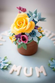 Food Ideas Mothers Day 2017  Beautiful ideas for my cupcakes