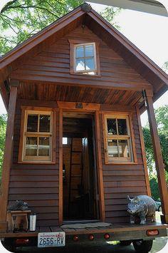 Tammy Strobel's Tiny House