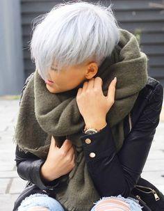 ¡Los más bellos peinados cortos para invierno 2016! - Cortes De Pelo!                                                                                                                                                                                 Más