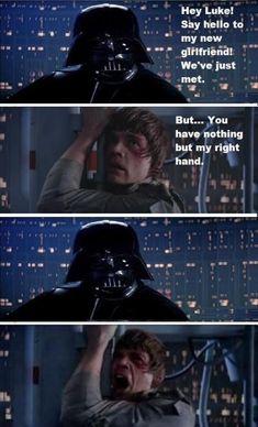 Naughty Vader