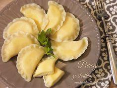 Pizza Snacks, Dumplings, Pierogi, Cantaloupe, Pancakes, Pineapple, Cooking Recipes, Fruit, Food