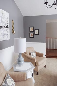 Design on a Dime: Room completed for under $2000!!!