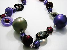 Zandstorm: Moderne halsketting (Juwelen,halsketting)