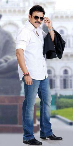Venkatesh Upcoming Movie 'RADHA' Wallpapers