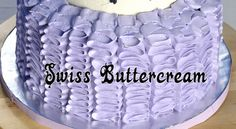 Haniela's: ~Swiss Buttercream~