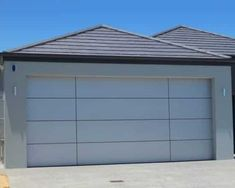 Our Ultimate Sectional Garage Doors are all about flaunting absolute street appeal. Create a custom design to suit your taste and budget. Centurion's Ultimate Range doors are each distinctive in their own right. Sectional Garage Doors, Custom Design, Architecture, Outdoor Decor, Modern, Home Decor, Arquitetura, Trendy Tree