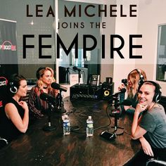 Lea Michele is back with the Lady Gang, and this time it's all about you!   She sits down with the girls for a full episode answering your most  burning #askthefempire questions!  She offers her honest advice about life,  love, career paths, finding and creating confidence. #leamichele