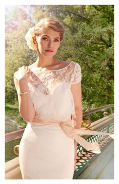 Anne-Marie. Rebecca Schoneveld Collection 3 | Lovely Bride