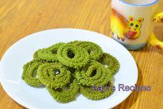 Spinach Chaklis