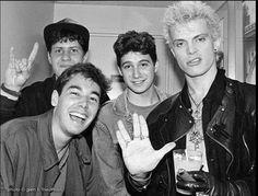 beastie boys and billy idol