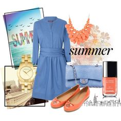 """""""Endless Summer"""" by madlen-o on Polyvore"""