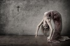 shocking horror photography 15 Shocking Horror and Macabre Photography Part 2