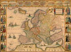 Hermosos mapas antiguos - Taringa!