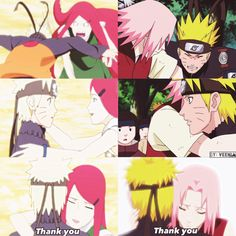 There goes my feels TwT I miss the old Naruto and Sakura. Now they barely interact with each other Naruto E Sakura, Naruto Comic, Naruto Uzumaki Shippuden, Naruto Funny, Naruto And Sasuke, Gaara, Sakura Haruno, Anime Naruto, Familia Uzumaki