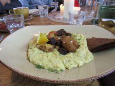 Fish stew for lunch at Hofnin. #reykjavik #iceland #Hofnin #lunch #seafood #stew