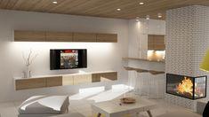 #lukaspoctavekdesign Flat Screen, Interior Design, Home Decor, Design Interiors, Homemade Home Decor, Flat Screen Display, Home Interior Design, Interior Architecture, Home Interiors