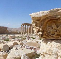 Palmyre Syrie