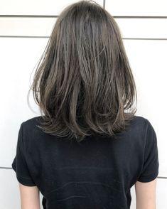 Haircuts For Medium Hair, Medium Hair Styles, Short Hair Styles, Girls Short Haircuts, Permed Hairstyles, Pretty Hairstyles, Blonde Light Brown Hair, Dark Blonde, Layered Hair With Bangs