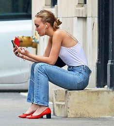 Lily Rose Depp Style, Lily Rose Melody Depp, Lily Depp, Lingerie, Celebrity Style, Mom Jeans, Casual Outfits, Style Inspiration, Style Ideas