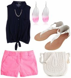 Hot Pink~Visit www.lanyardelegance.com for beautiful Swarovski Crystal Lanyards for women.