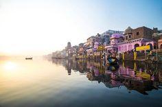 The Holy City of Mathura Photo by Aman Chotani - 2015 National Geographic Photo Contest