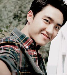 Kyungsoo is such a flirt...