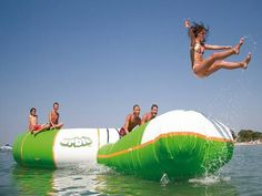 Buy cheap and high-quality Aviva Katapult. On this product details page, you can find best and discount Inflatable Water Game for sale in 365inflatable.com.au