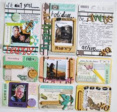 Project Life Spread for Sa Crafters by Goga